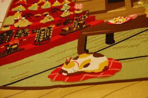 猫のうたた寝3